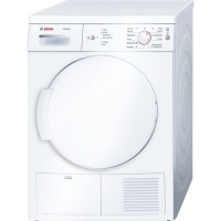 Bosch WTE84106GB 7Kg Condensor Dryer With Sensor Drying
