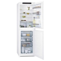 AEG SCN71809S0 Integrated Frost Free Fridge Freezer