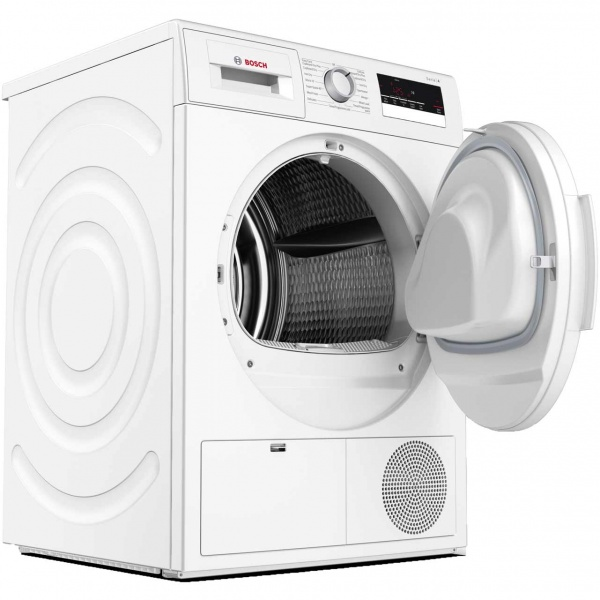 bosch serie 4 wtn83200gb condenser tumble dryer tht direct. Black Bedroom Furniture Sets. Home Design Ideas