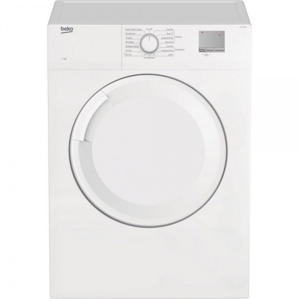 Beko DTGV7001W 7 kg Vented Tumble Dryer