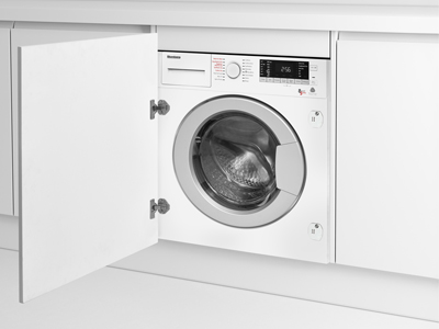 Blomberg LRI285411  8Kg 1400 Spin Integrated Washer Dryer