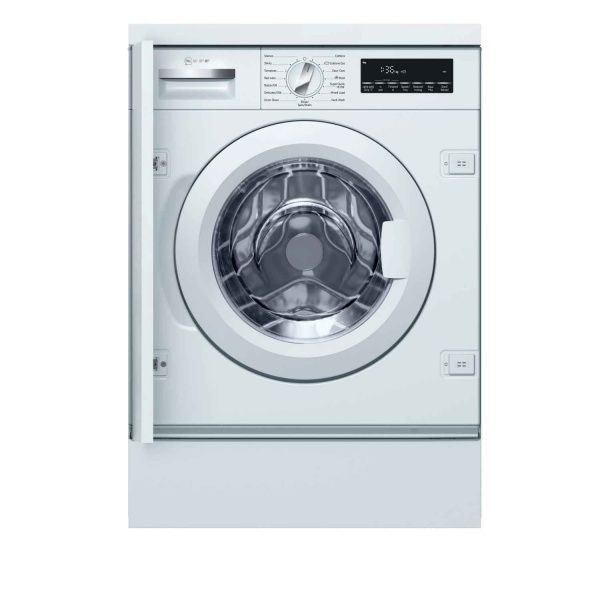 NEFF Built In 1400 Spin 8kg Washing Machine