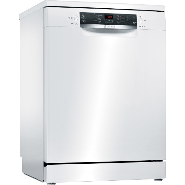 Bosch SMS46MW05G 14 Place Setting Full Size Dishwasher
