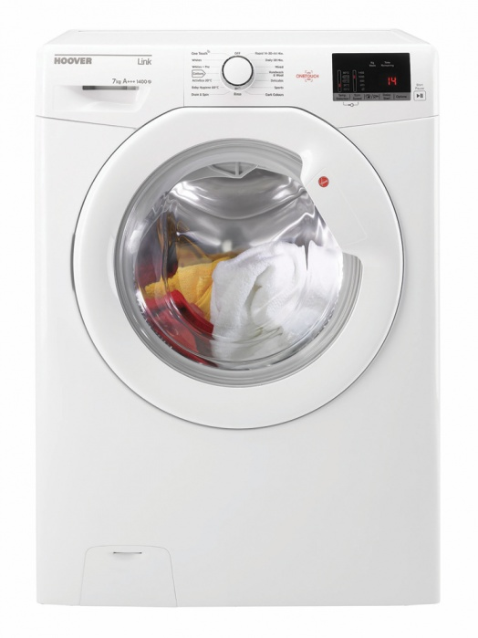 Hoover HL41472D3/1-80  7Kg 1400 Spin Washing Machine