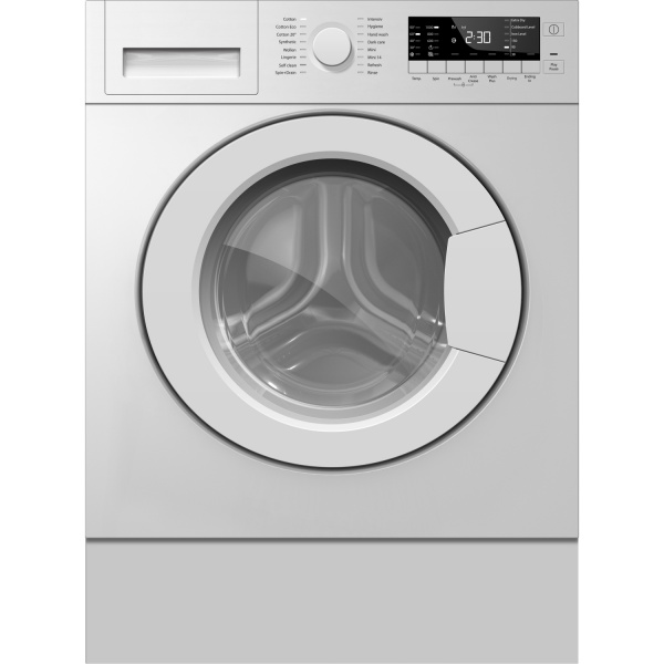 Blomberg LRI285410W 8Kg 1400 Spin Washer Dryer