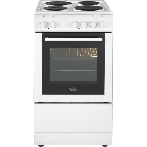 Belling FS50ESWHI 50cm Electric Cooker