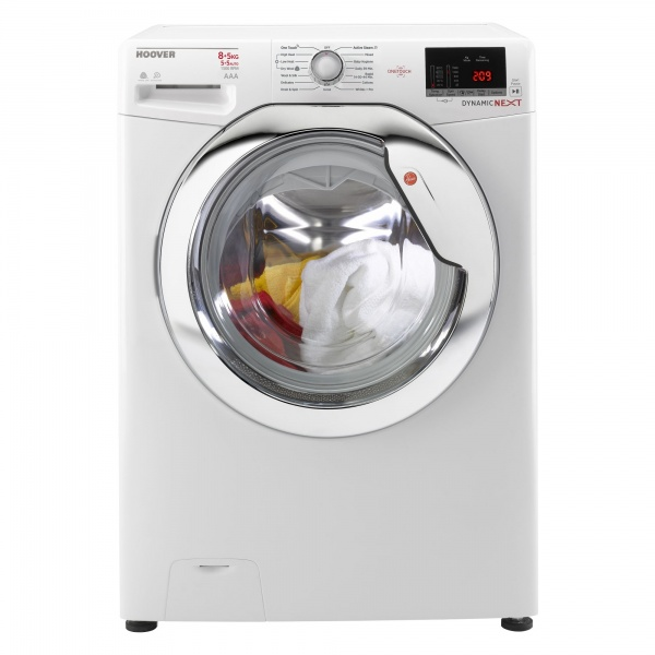 Hoover WDXOC585C 1500 Spin 8kg Wash 5kg Dry Washer Dryer