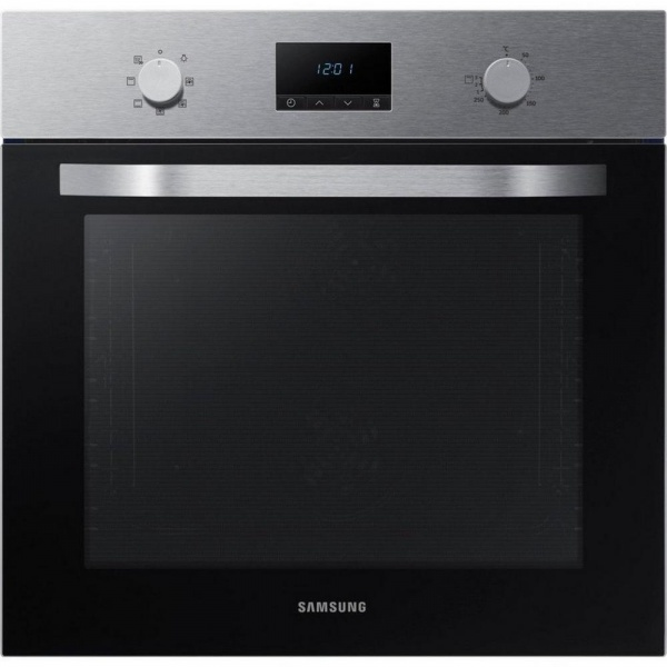 Samsung NV70K1340BS Built in Single Electric Oven Stainless Steel
