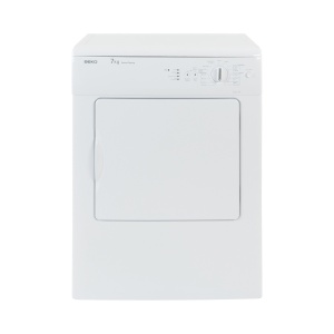 Beko DVSC711W White 7Kg Vented Tumble dryer