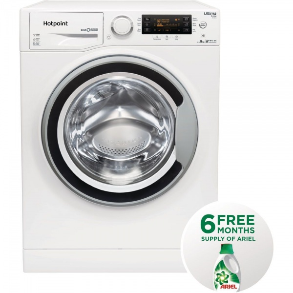 Hotpoint RPD9467JSW 1400 Spin 9Kg Washing Machine
