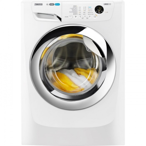 Zanussi ZWF01483WH 10Kg 1400 Spin Speed Washing Machine