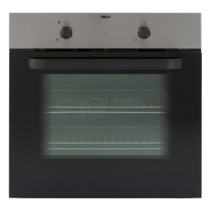Zanussi ZOB143X 60cm Built-in Single Fan Oven