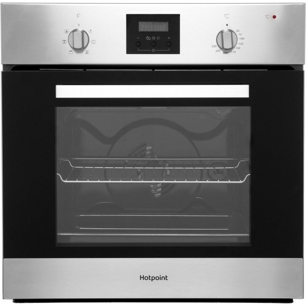 Hotpoint AOY54CIX Stainless Steel Single Eletric Oven