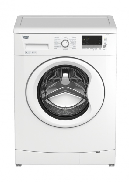 Beko WMC1282W 8Kg 1200 Spin Washing Machine A+++ In White