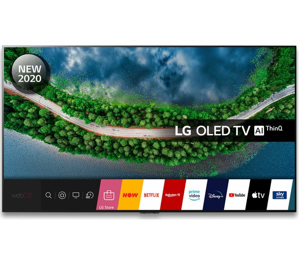 LG OLED77GX6 77'' 4K Smart OLED TV