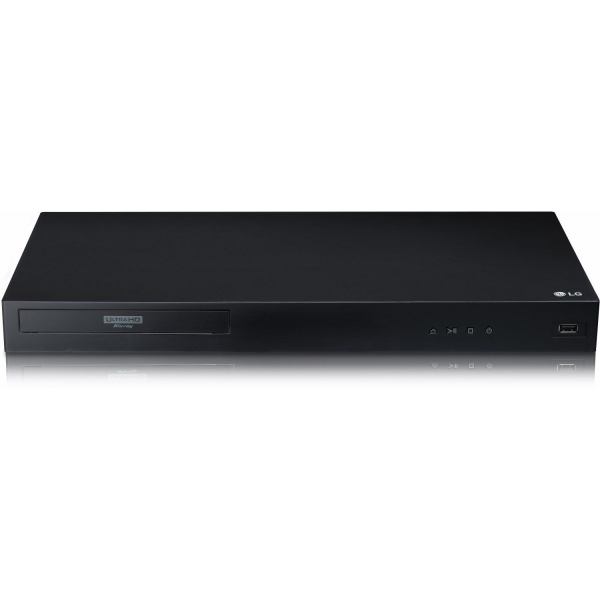 LG UBK80 Blu-ray 4K UHD  Disc player
