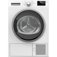 Blomberg LTK2802W 8Kg Condensor Dryer With Sensor Drying
