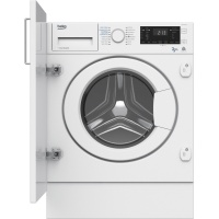 Beko WDIC7523002 1200 Spin 7kg Wash 5kg Dry Washer Dryer