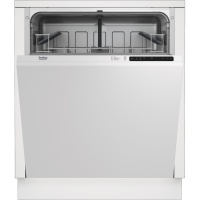 Beko DIN14C11 Built In Full Size Dishwasher