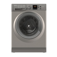 Hotpoint NSWE743UGG 7 kg 1400 Spin Washing Machine