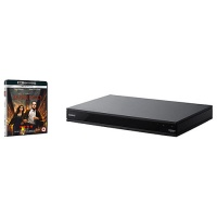 Sony UBPX-800B Smart 4K Ultra HD 3D Blu-ray Player