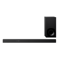 Sony HT-ZF9CEK 5.1ch Dolby Atmos Sound bar with Wi-Fi/Bluetooth