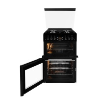 Blomberg GGN63Z 60cm Gas Cooker with Glass Lid