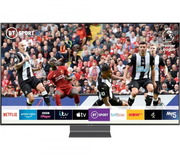 Samsung QE55Q90R 55'' QLED 4K HDR 2000 Smart TV