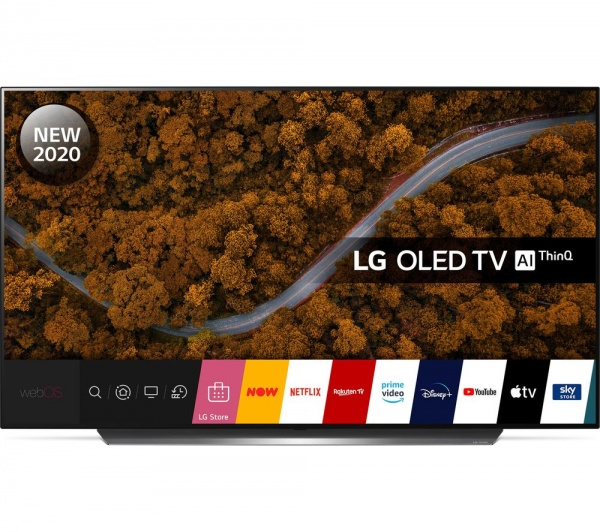 LG OLED55CX5LB 55'' 4K Ultra HD  OLED TV