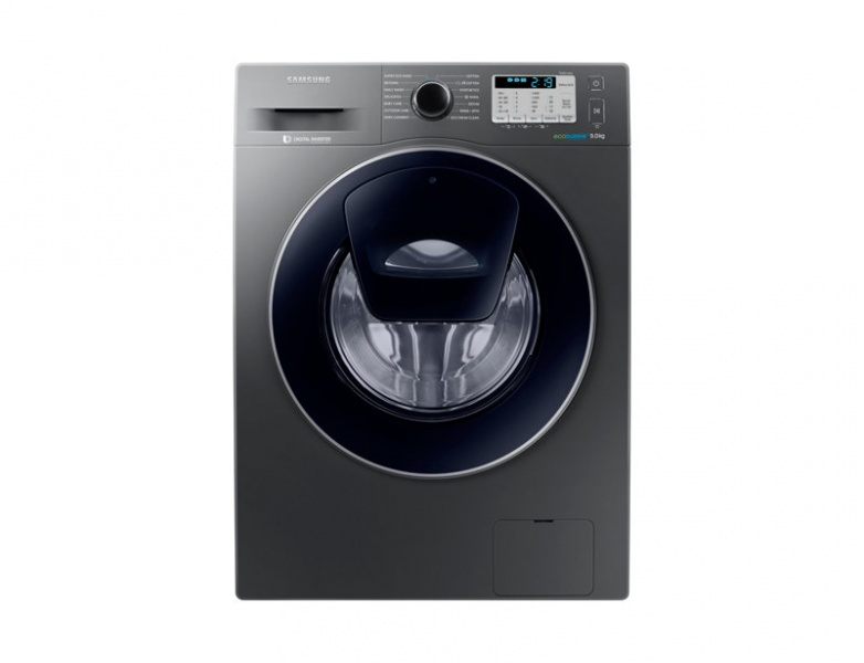 Samsung AddWash WW90K5413UX 9kg Load, A+++ Energy Rating, 1400rpm Spin